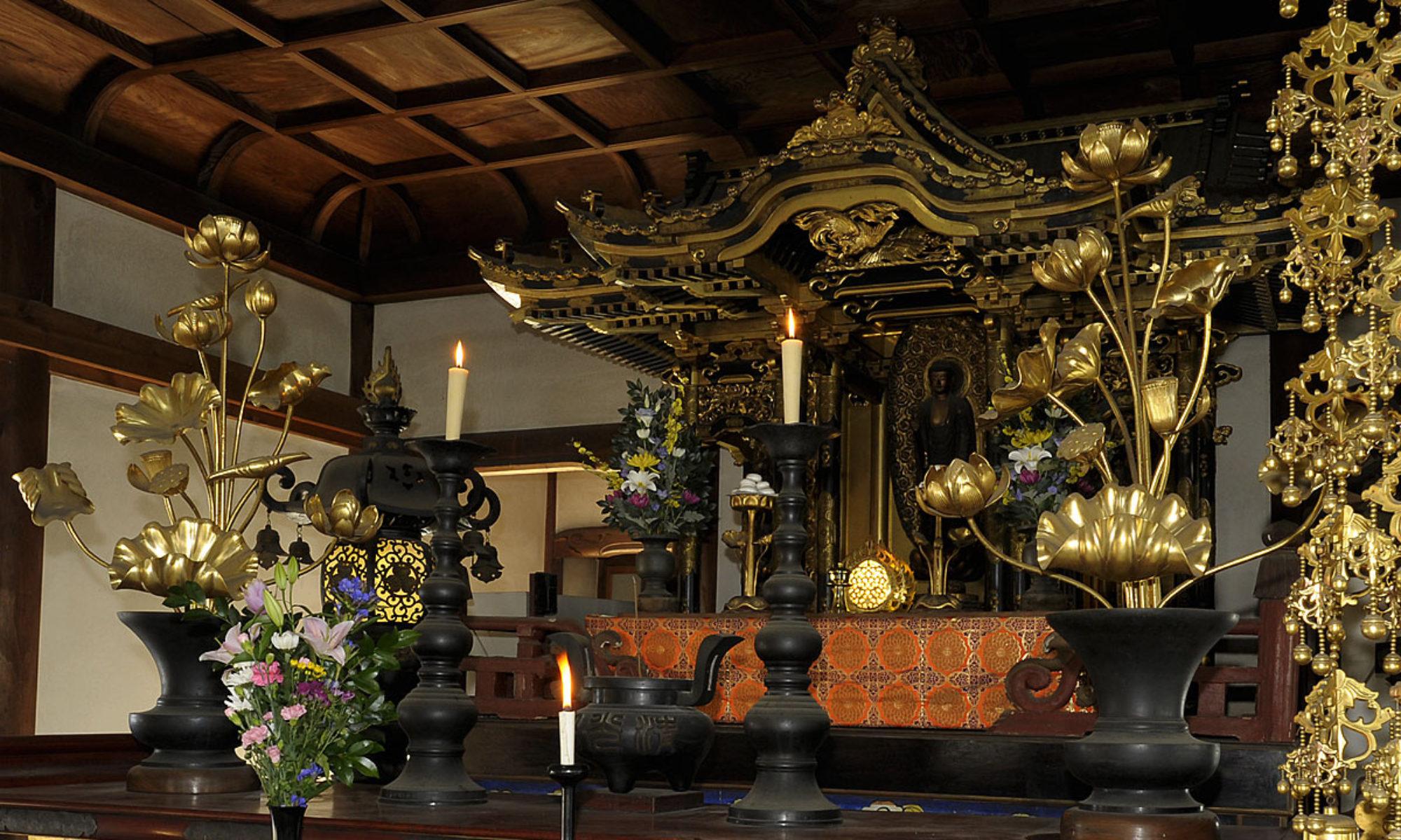 浄珠院/徳川家・松平家ゆかりの寺