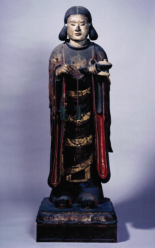 聖徳太子像